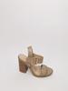 Sandal Braided Toe Strap Shoe