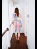 Pants Neon Tie Dye Jogger