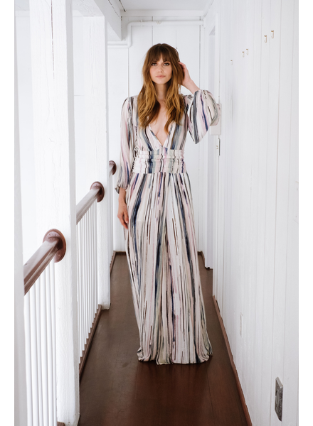 Maxi Pastels Maxi Dress