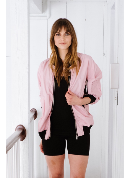 Lightweight Blushing Bomber