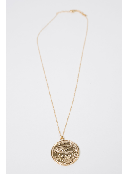 Accessories Horse Pendant Necklace