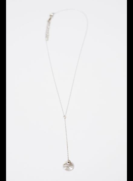 Accessories Mini Disc Necklace