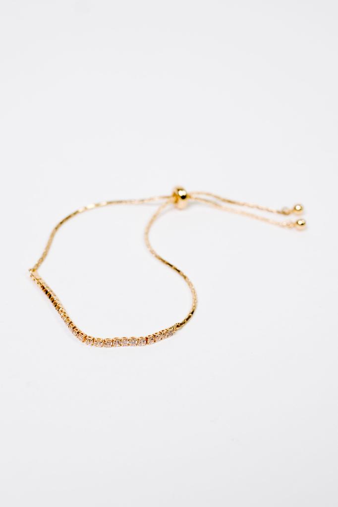 Accessories Dainty Rhinestone Bracelet