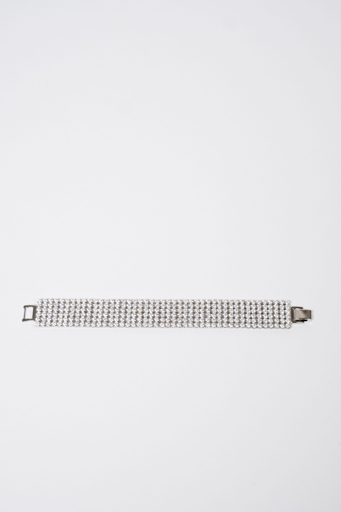 Accessories Bejeweled Rhinestone Bracelet