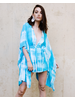 Dressy Dye and Draped Romper