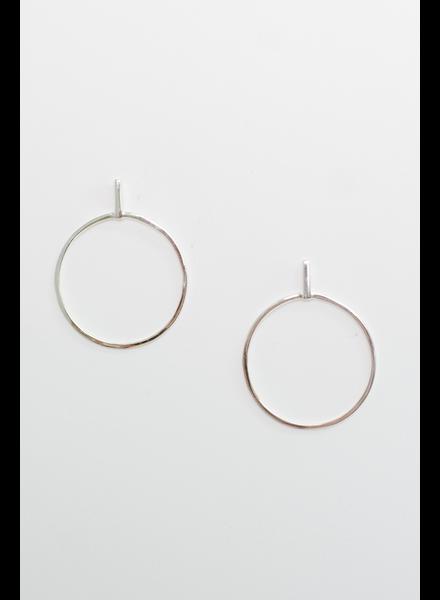 Accessories Sterling Hoops