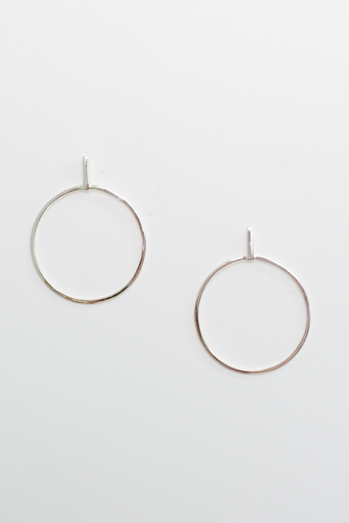 Accessories Sterling Hoops
