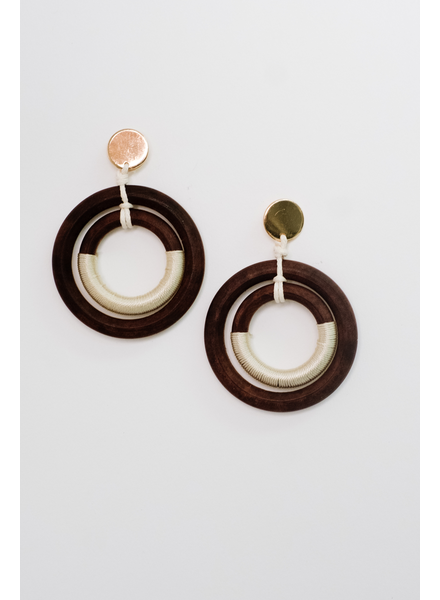 Accessories Multi Circle Hoops