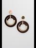 Accessories Multi Circle Hoops