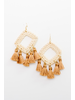 Accessories Multi Tassel Earrings