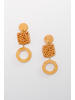 Accessories Open O Drop Earrings