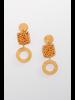 Accessories Open O Drop Earrings