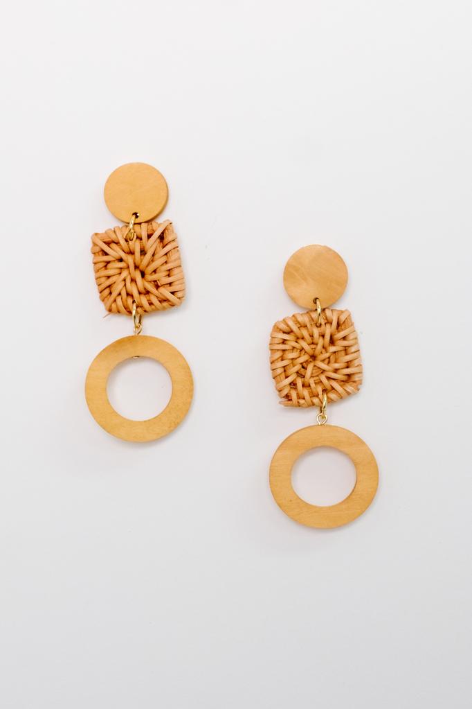 8dfd0d5299f2c Accessories Open O Drop Earrings