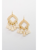 Accessories Boho Wicker Earrings
