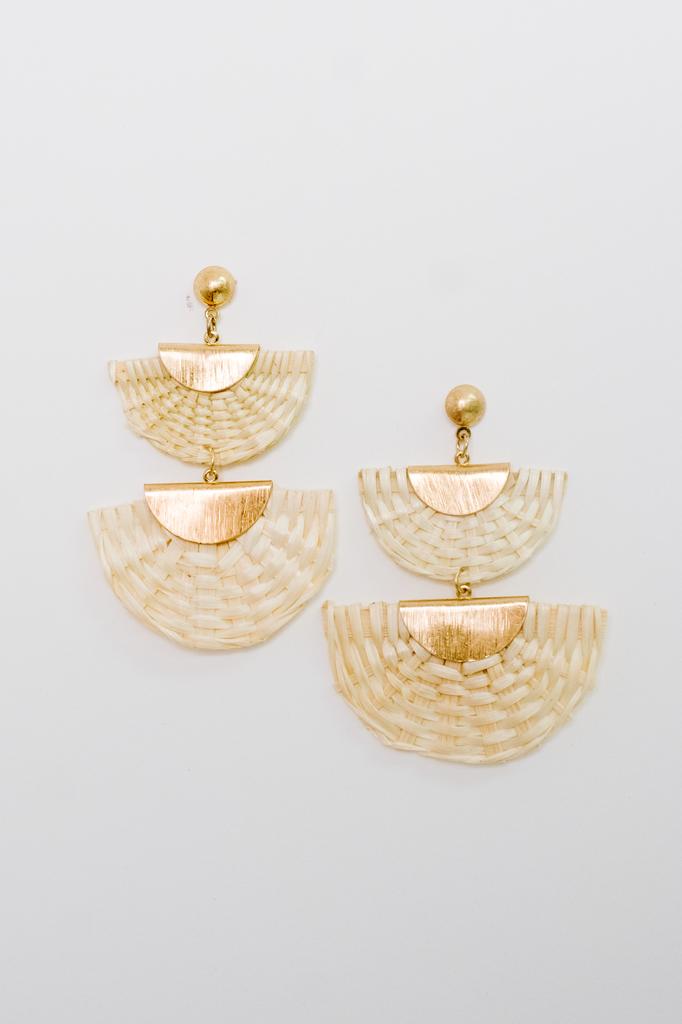 Accessories Multi Tier Drop Earrings