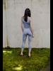 Jumpsuit Drawstring Jersey Jumpsuit