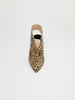 Pump Leopard Sling-Back Heel