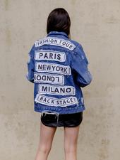 Fashion Tour Denim Jacket