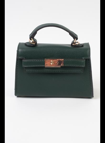 Clutch Olive MIni Handbag