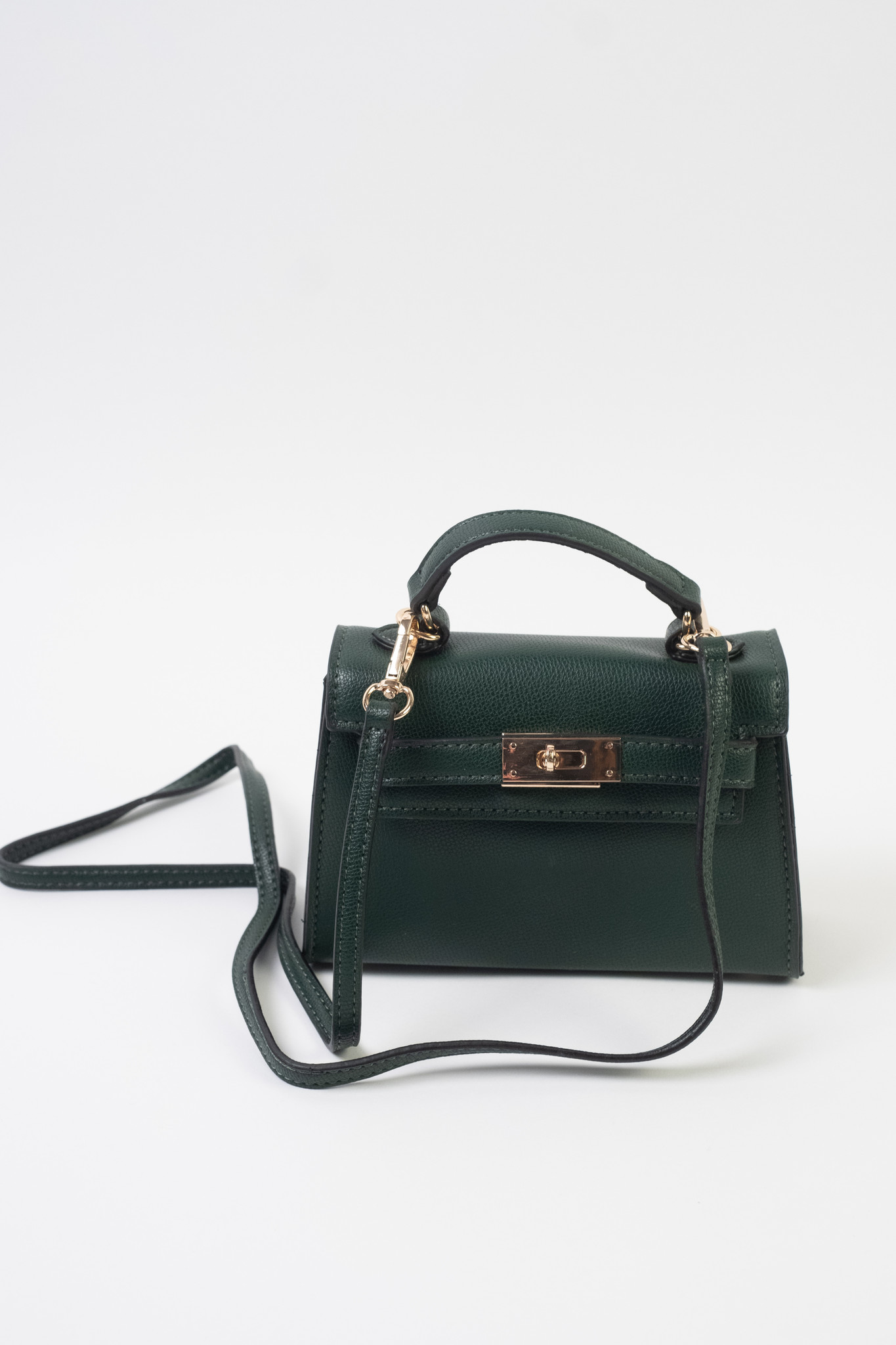 Clutch Olive MIni Handbag