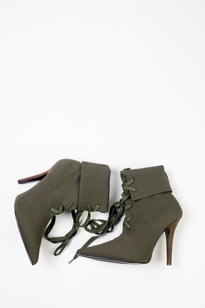 Bootie Army Knit Booties