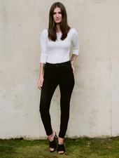 Jeans Black High Rise Skinny