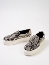Flat Snake Platform Sneaker
