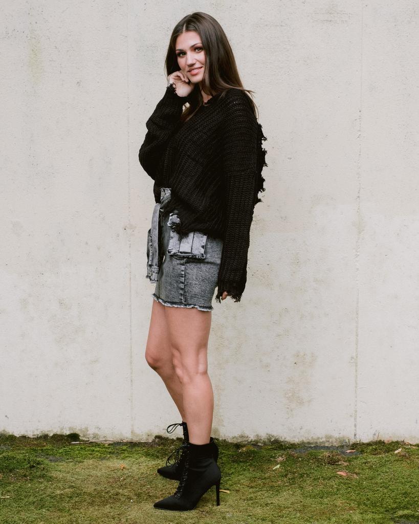 Skirt Wrap Your Arms Around Me Skirt