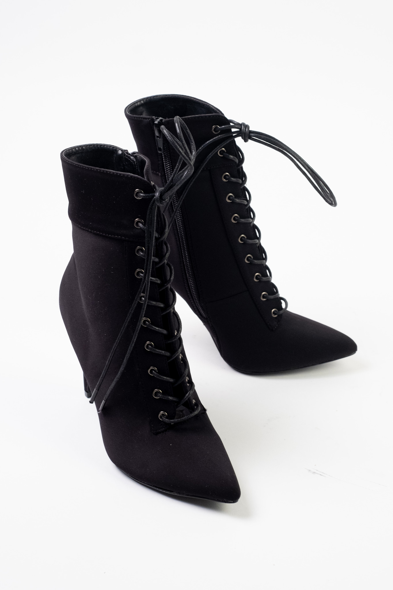 Boot Lace-Up Boot