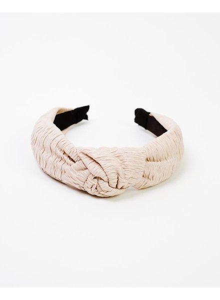 Headband Scrunch Knotted Headband