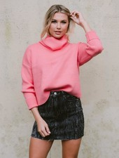 Sweater Bubble Gum Basic