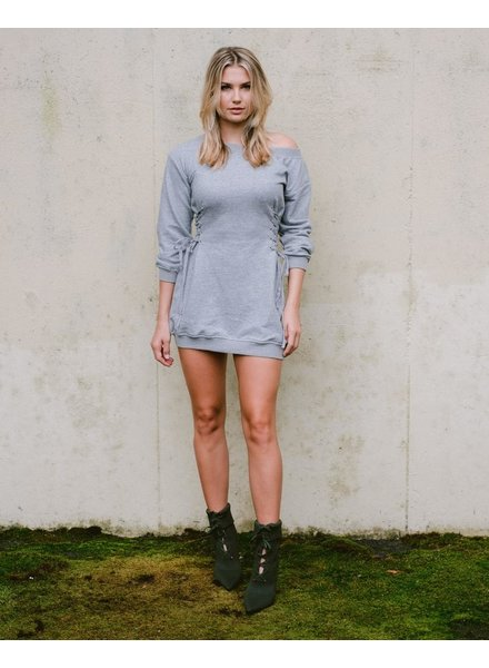 Sweatshirt Weekender Dress
