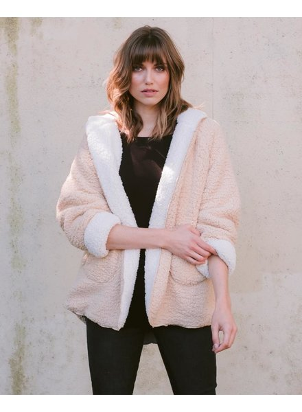 Winter Reversible Pass Me The S'mores Jacket