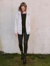 Winter Leopard Faux Fur Jacket