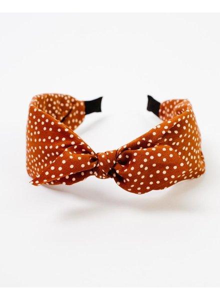 Accessories Camel Dots Headband