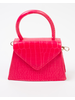 Handbag Fuchsia Crocodile Handbag