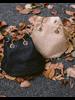 Clutch Rhinestone Black Bucket