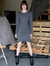 Mini Side Ruched Dress