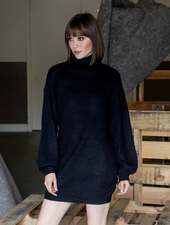 Sweater Black Sweater Dress