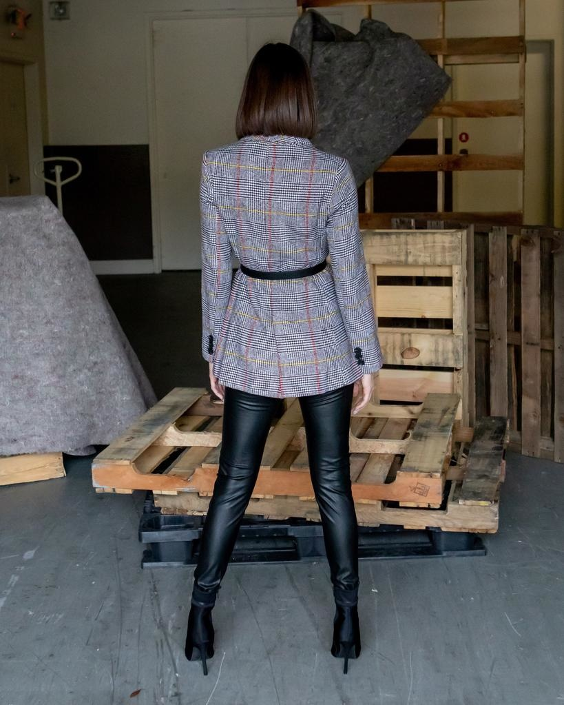 Pants Leather Skin Pants