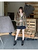 Winter Fireside Leopard Jacket