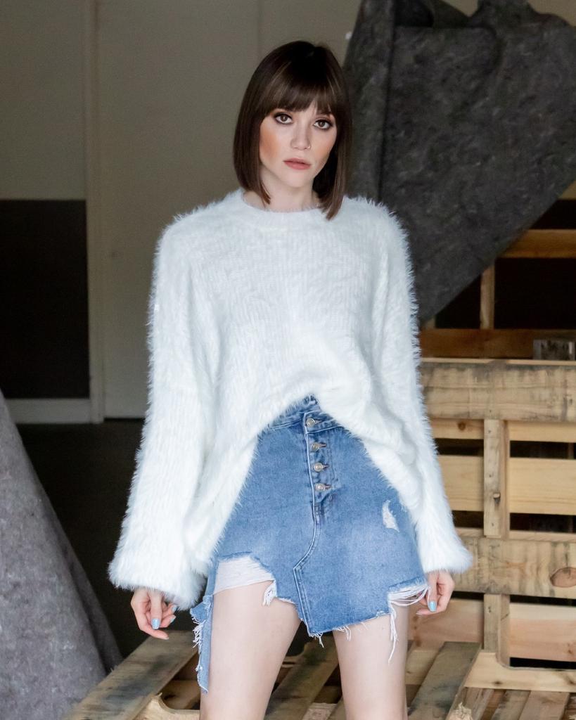 Sweater Winter Wonderland Knit