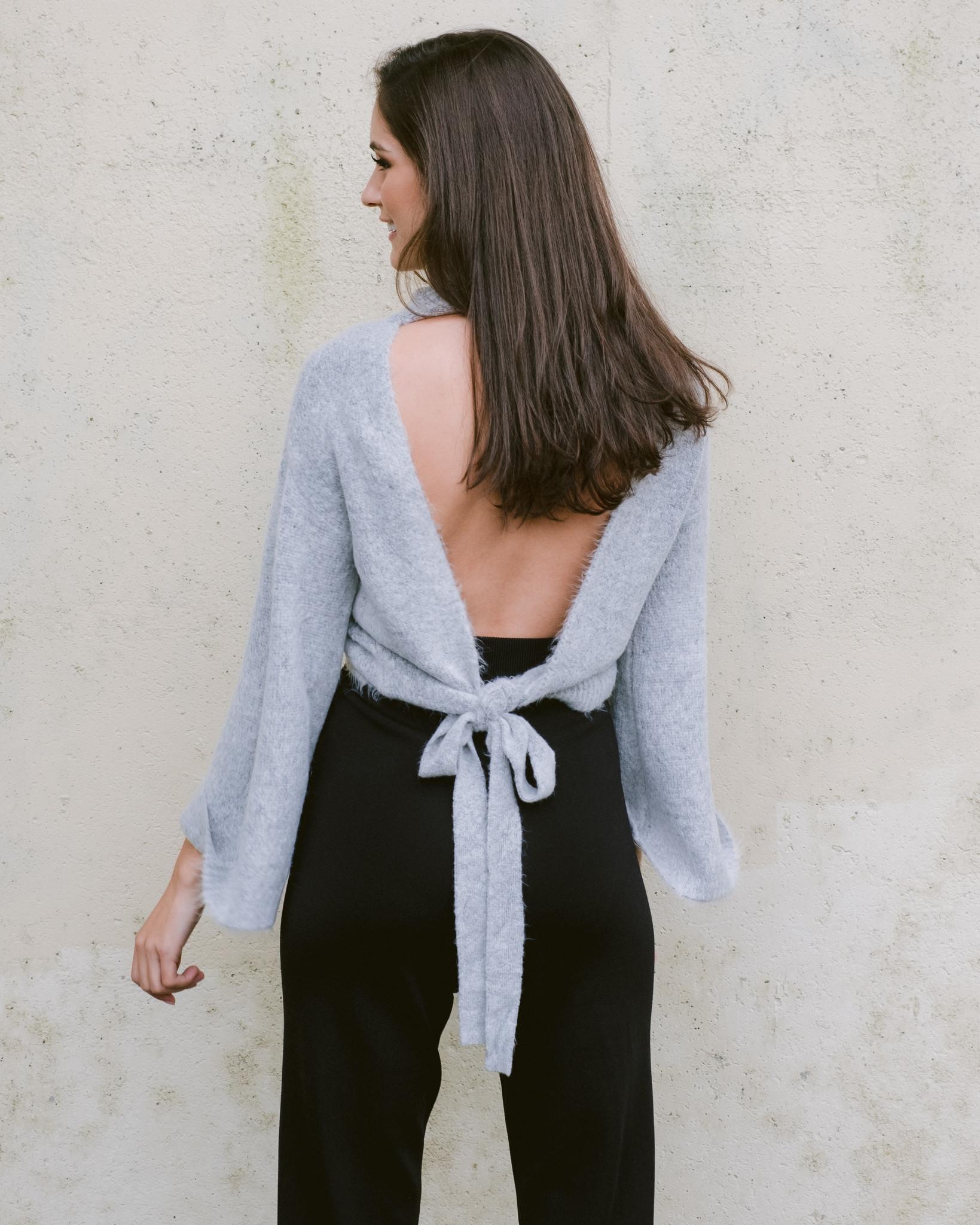 Knit Back At Ya Knit