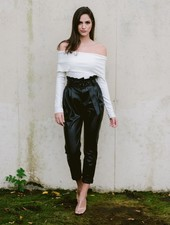 Pants Leather Or Not Pants