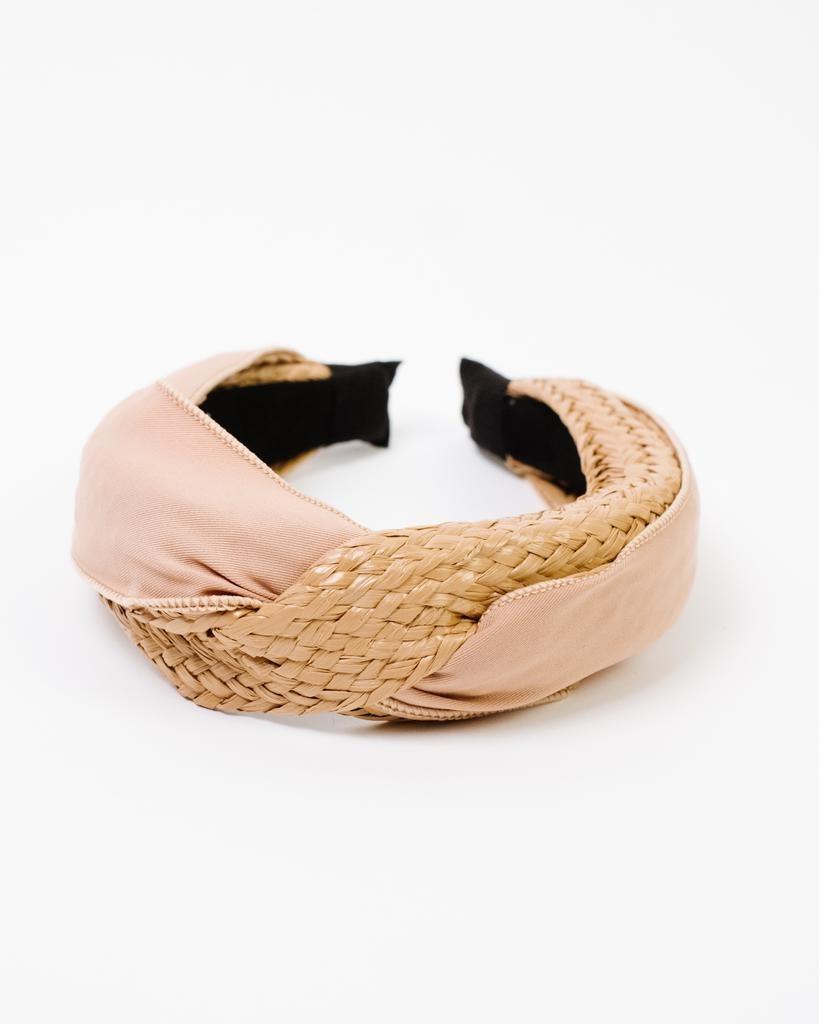 Headband Wicker Twisted Headband