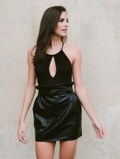 Bodysuit Black Sparkle Bodysuit