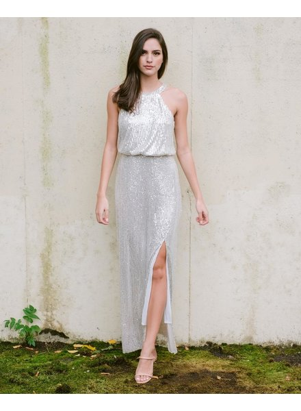 Maxi Out All Night Sequin Maxi