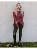 Sweater Mauve Piko Favorite Sweater