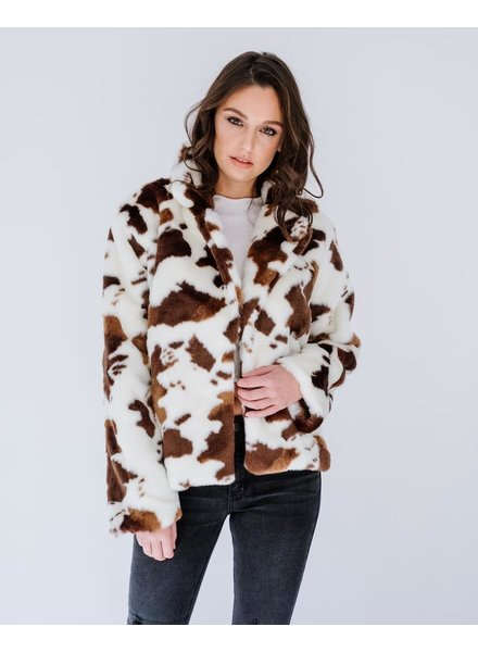Winter Lasso You Faux Fur Jacket