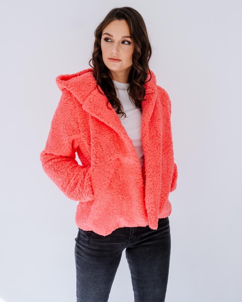 Winter Barbie Girl Shera Jacket